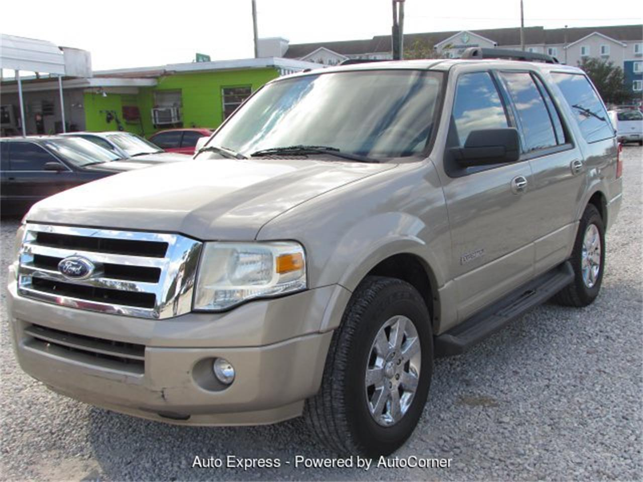 2008 Ford Expedition for sale in Orlando, FL – photo 3
