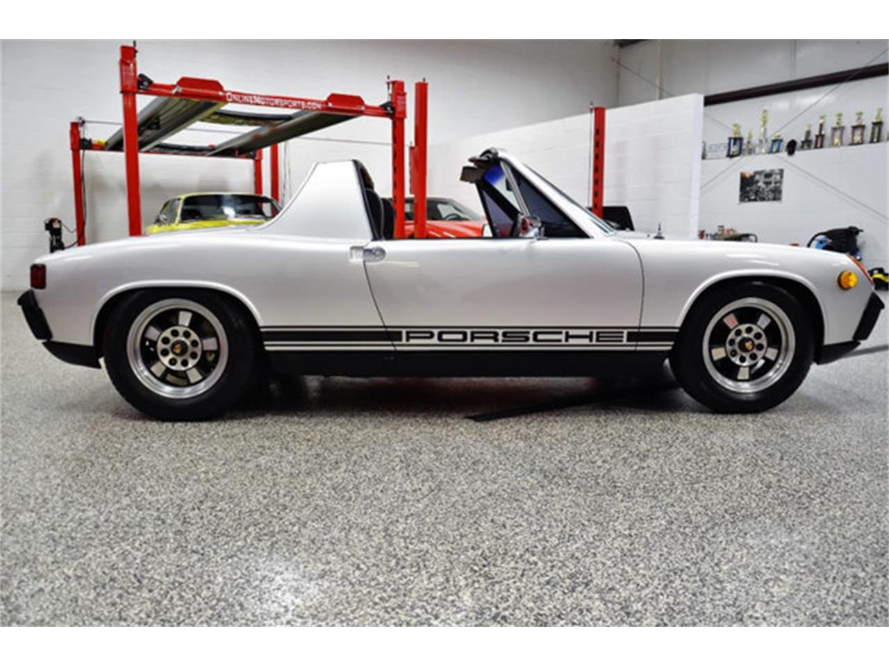 1972 Porsche 914 for sale in Plainfield, IL – photo 26