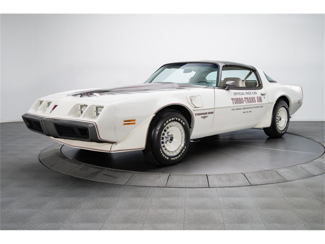 1980 Pontiac Firebird Trans Am Turbo Indy Pace Car Edition for sale in Charlotte, NC – photo 73