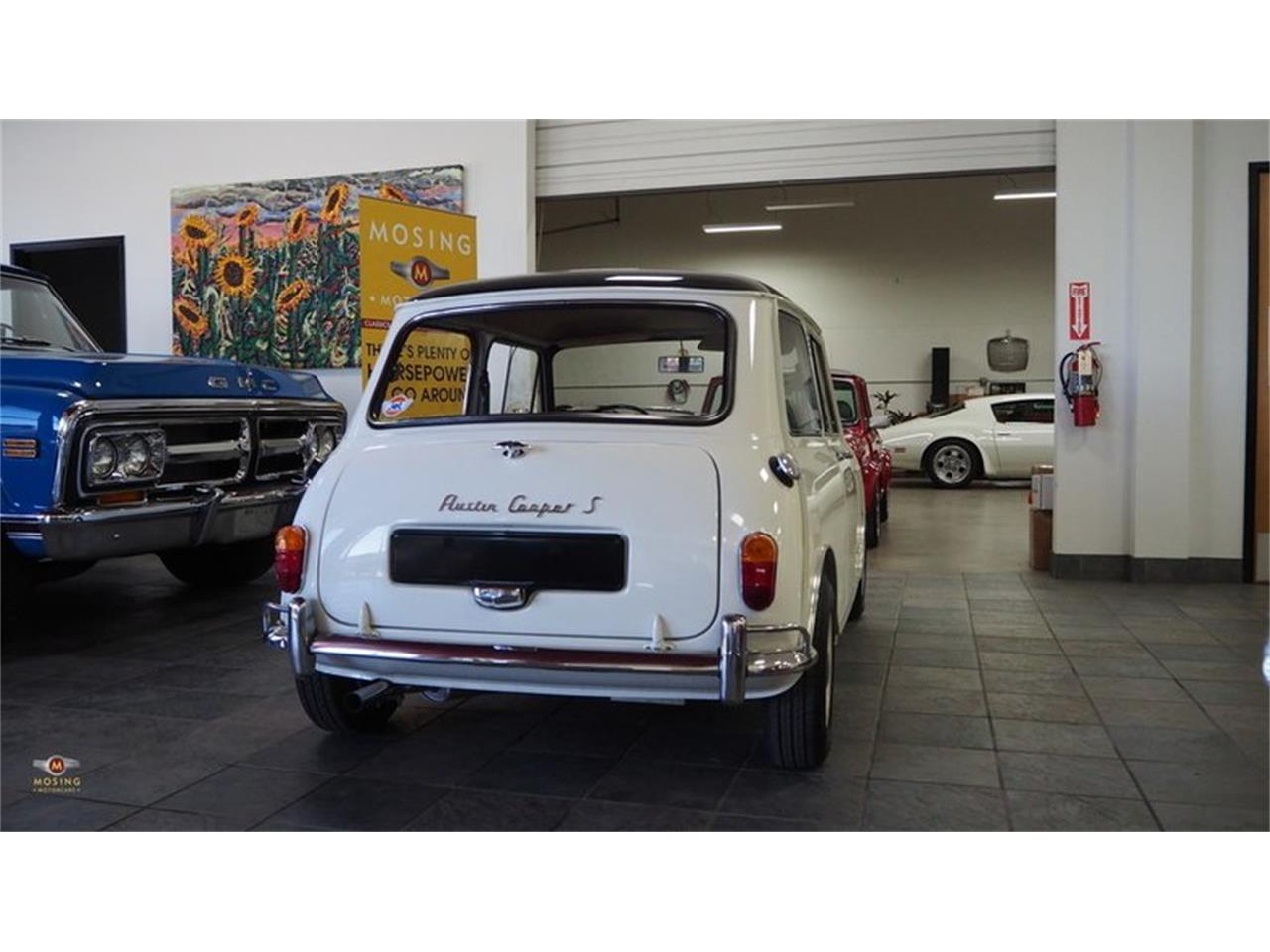 1967 Austin Mini Cooper S for sale in Austin, TX – photo 15