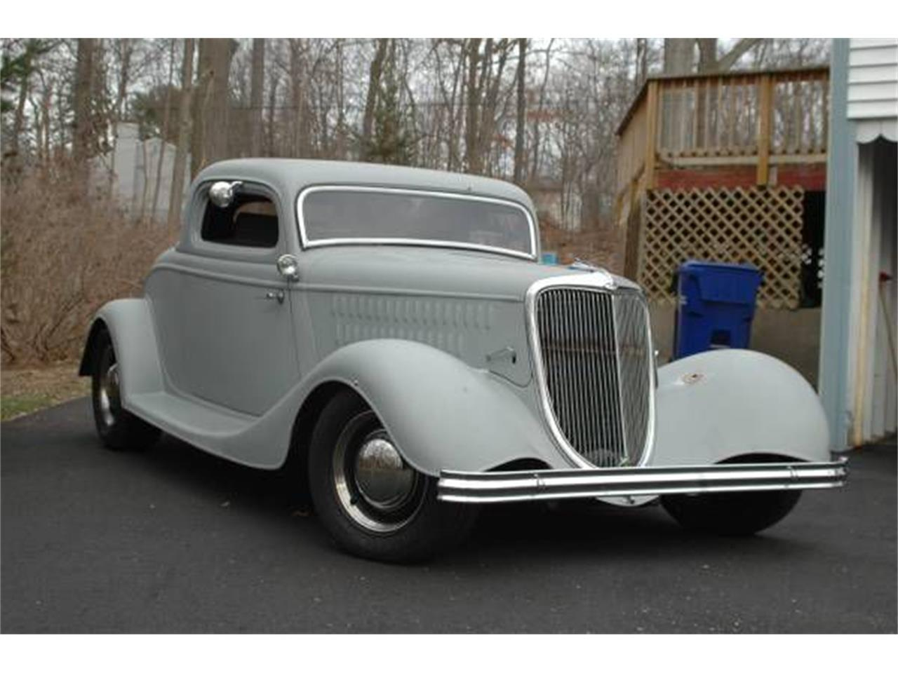 1934 Ford 3-Window Coupe for sale in West Pittston, PA – photo 5