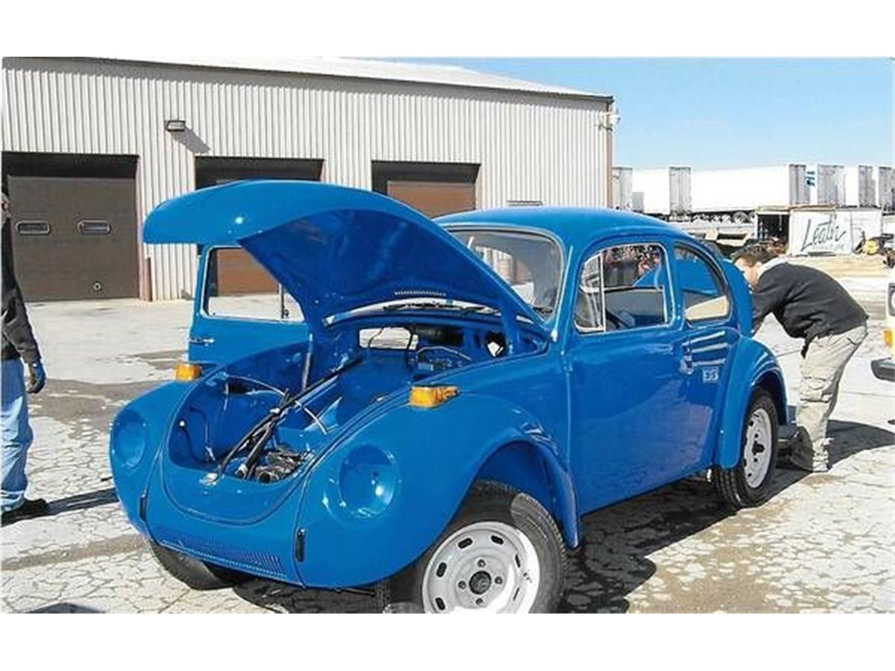 1972 Volkswagen Super Beetle for sale in Cadillac, MI – photo 23
