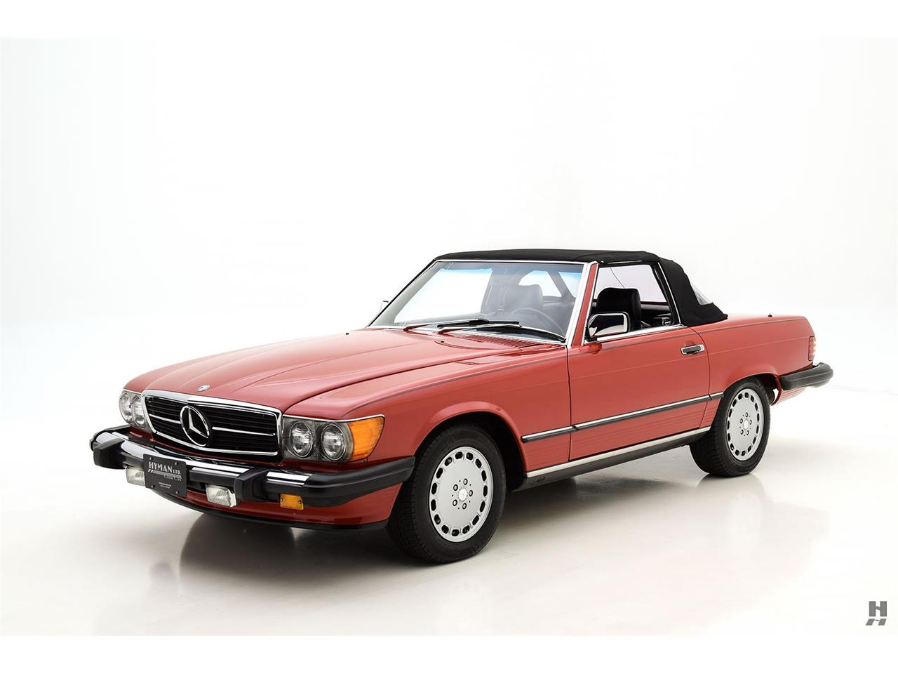 1987 Mercedes-Benz 560SL for sale in Saint Louis, MO – photo 13