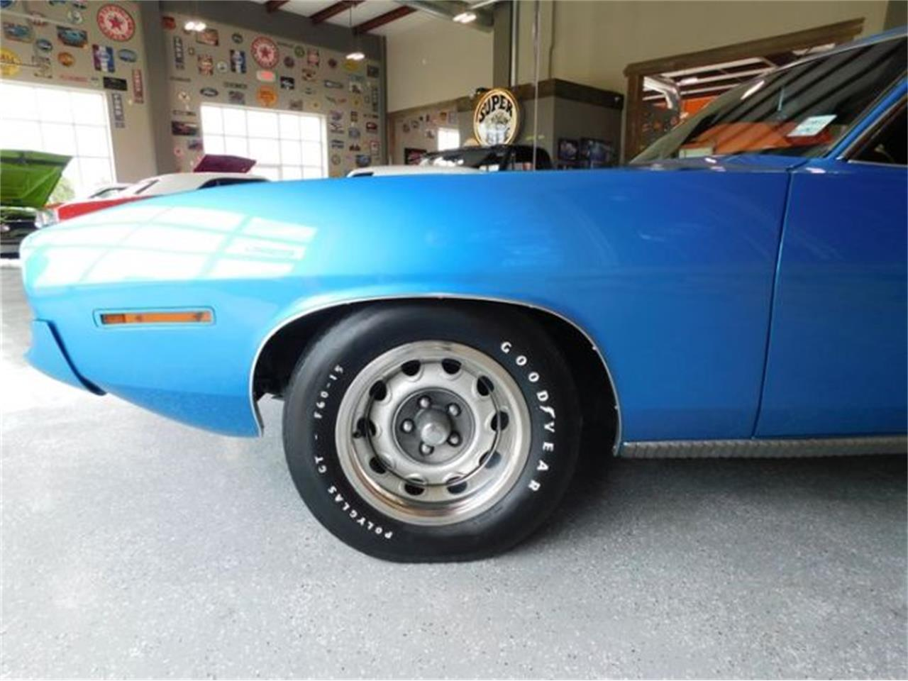 1970 Plymouth Barracuda for sale in Cadillac, MI – photo 21