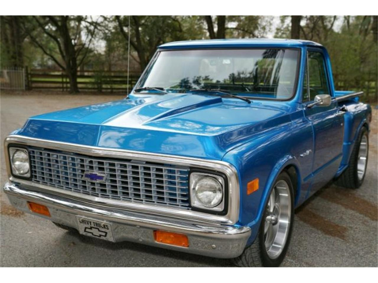 1971 Chevrolet C10 for sale in Cadillac, MI – photo 4
