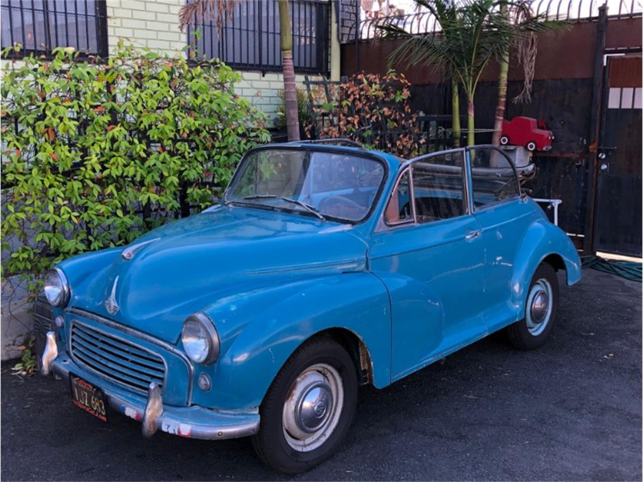 1958 Morris Minor for sale in Los Angeles, CA – photo 3