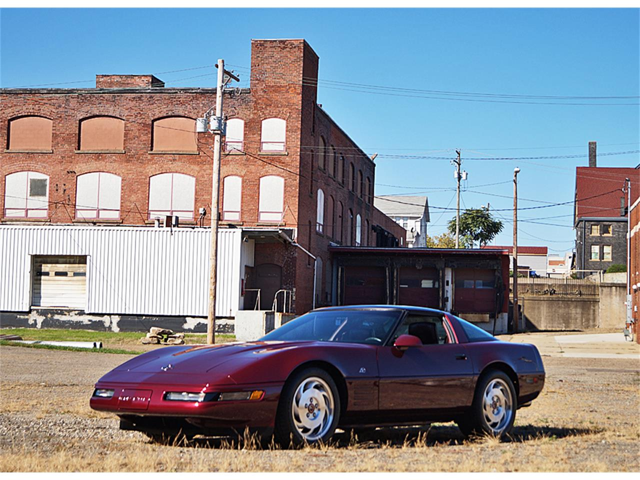 1993 Chevrolet Corvette for sale in Canton, OH – photo 9