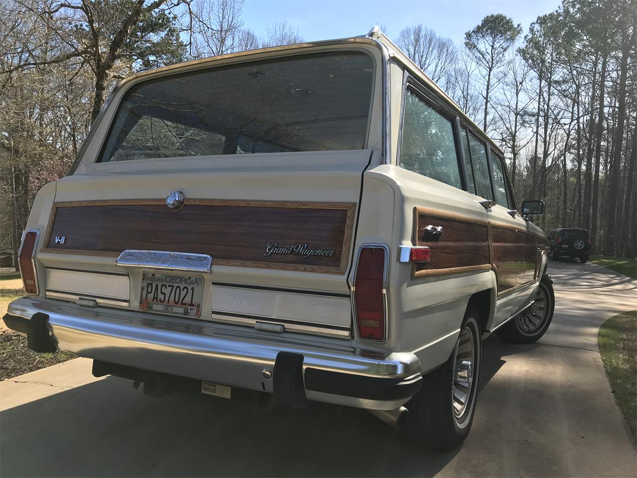 1987 Jeep Grand Wagoneer for sale in Sharpsburg, GA – photo 4