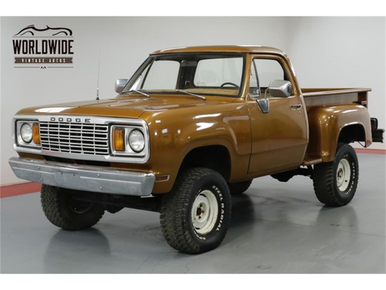 1978 Dodge Power Wagon For Sale In Denver Co Classiccarsbay Com
