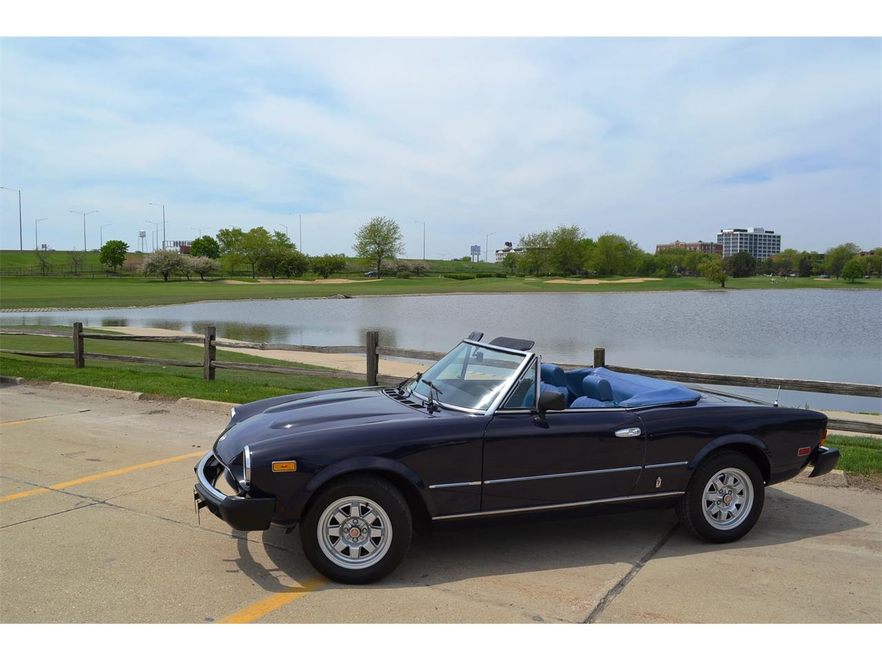 1981 Fiat Spider for sale in Barrington, IL – photo 3