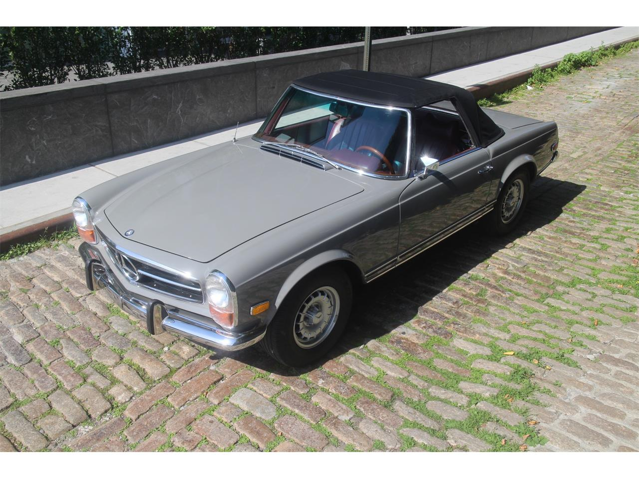 1971 Mercedes-Benz 280SL for sale in NEW YORK, NY – photo 45