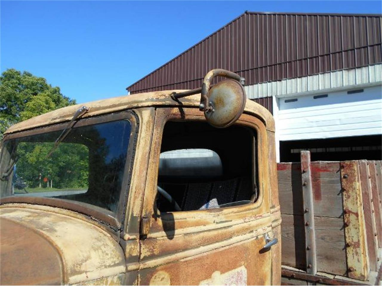 1936 International Pickup for sale in Cadillac, MI – photo 11