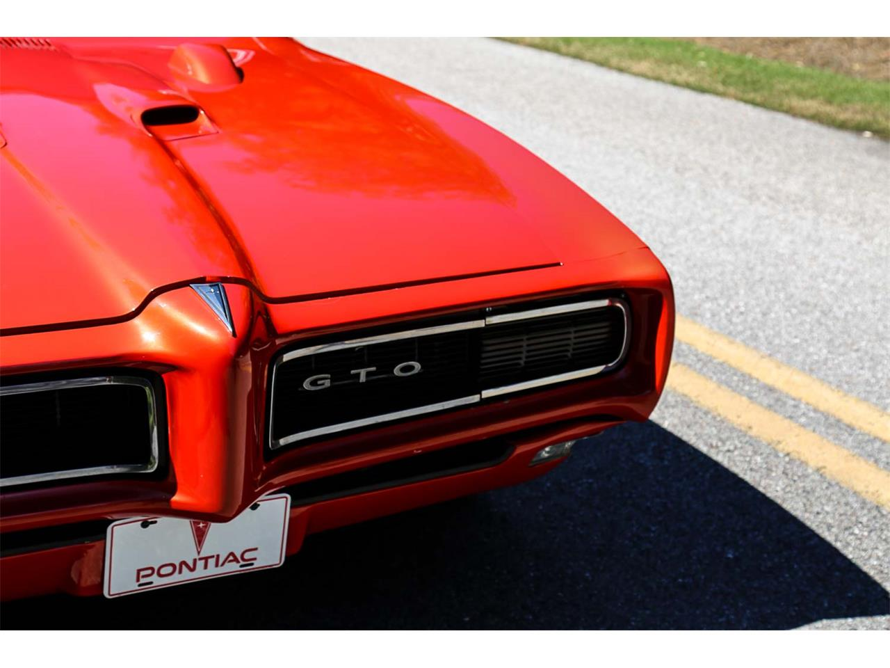 1968 Pontiac GTO for sale in Fort Myers, FL – photo 24