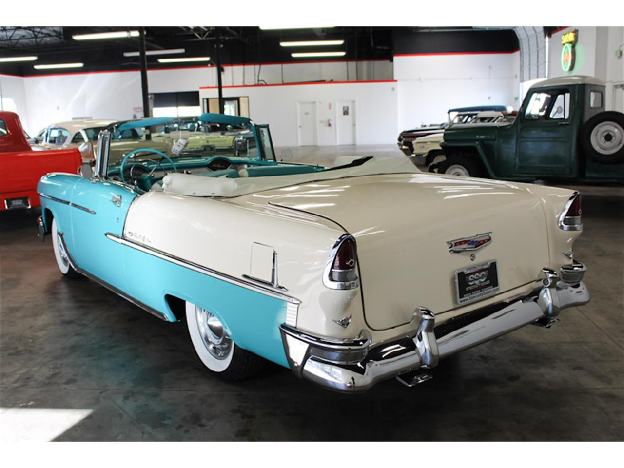 1955 Chevrolet Bel Air for sale in Fairfield, CA – photo 14