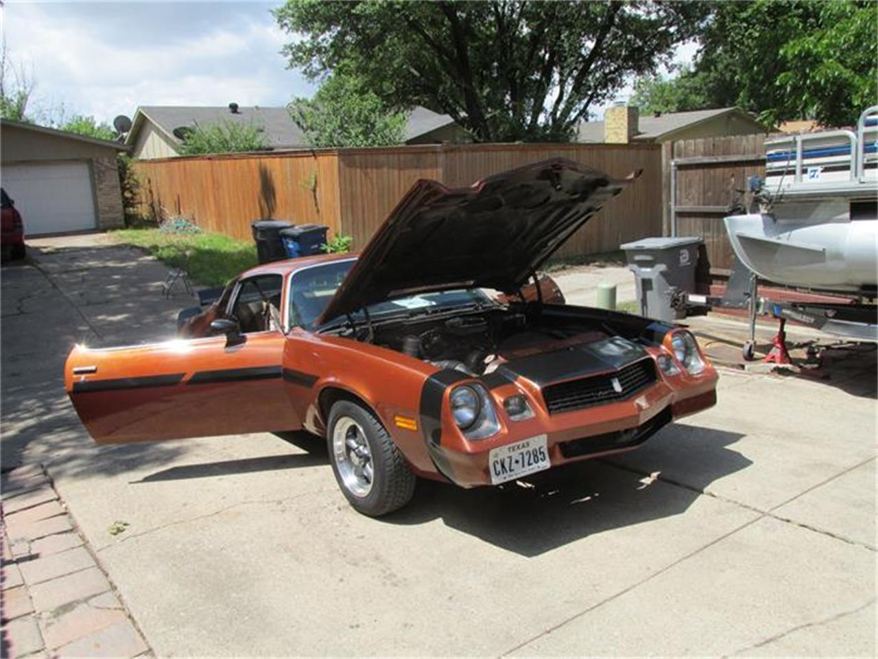 1980 Chevrolet Camaro for sale in Dallas, TX – photo 7