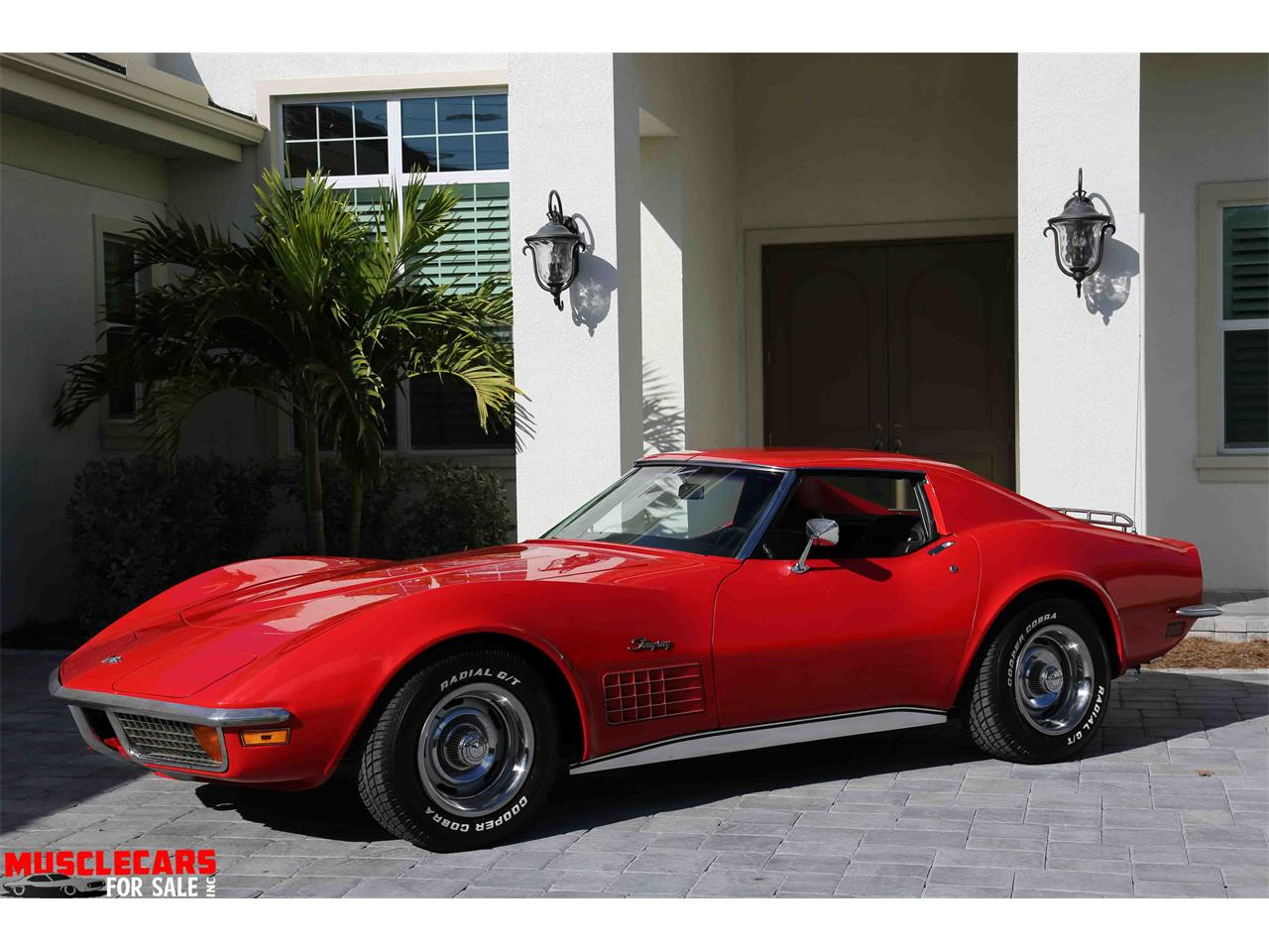 1972 Chevrolet Corvette for sale in Fort Myers, FL – photo 83