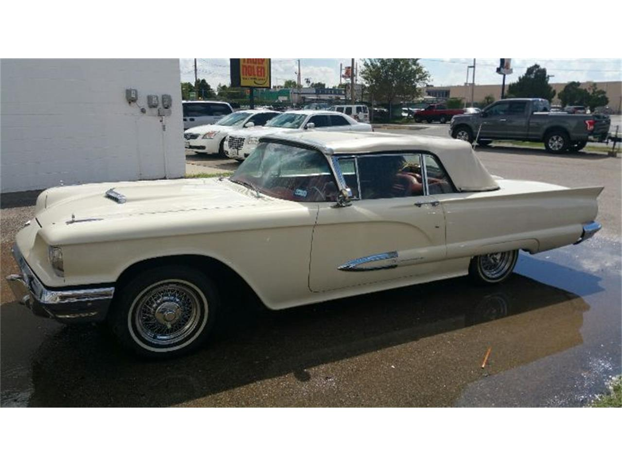 1959 Ford Thunderbird for sale in Cadillac, MI