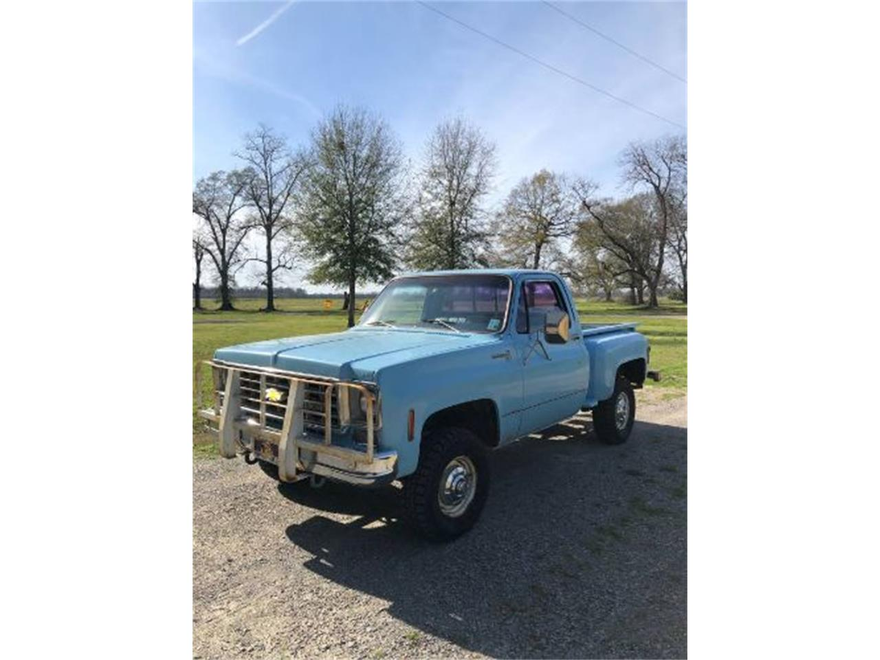 1975 Chevrolet Pickup for sale in Cadillac, MI – photo 9