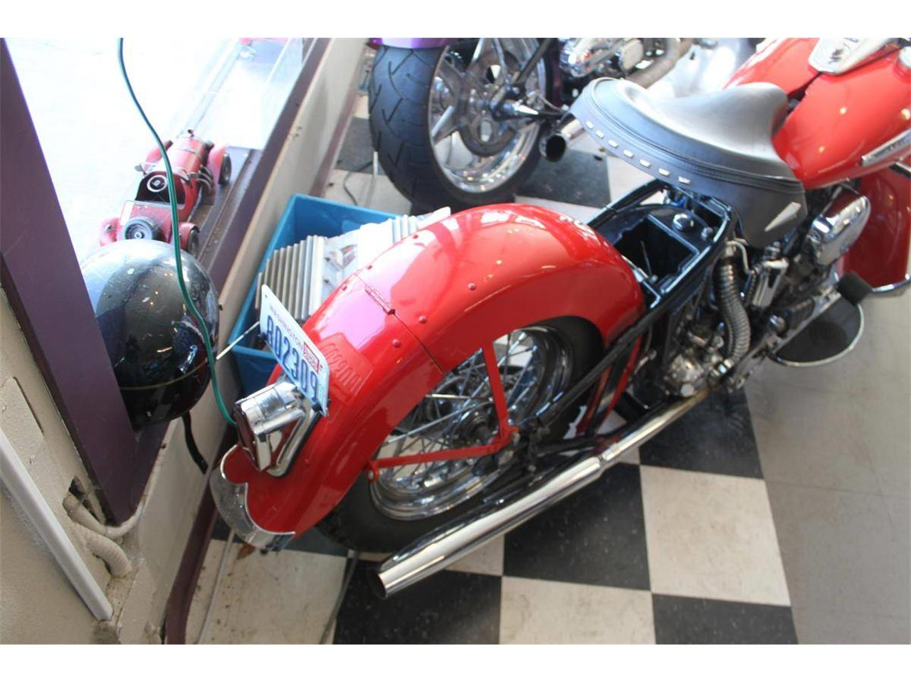1950 Harley-Davidson Motorcycle for sale in Carnation, WA – photo 11