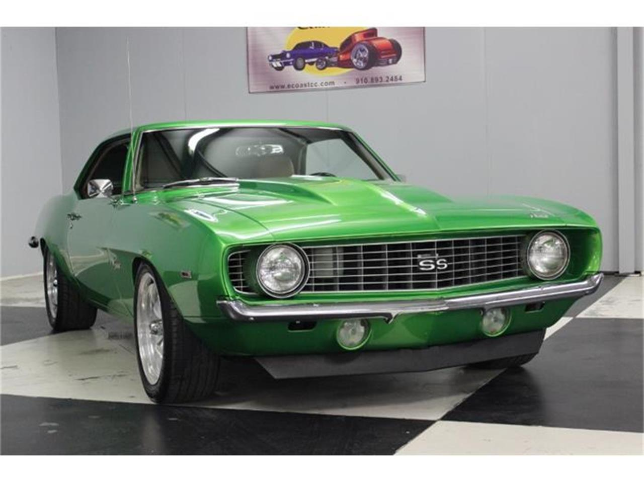 1969 Chevrolet Camaro SS for sale in Lillington, NC – photo 87