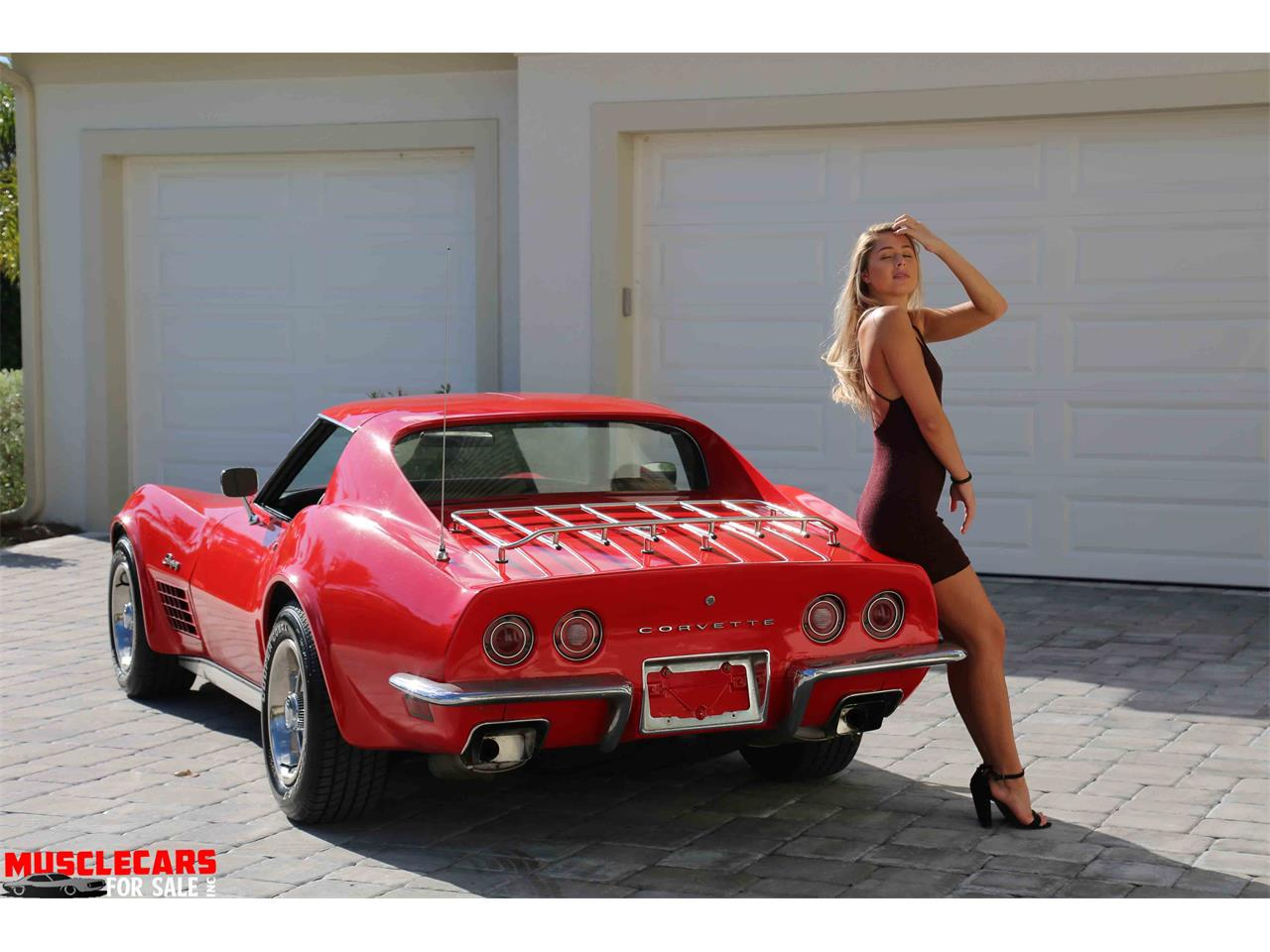 1972 Chevrolet Corvette for sale in Fort Myers, FL – photo 81