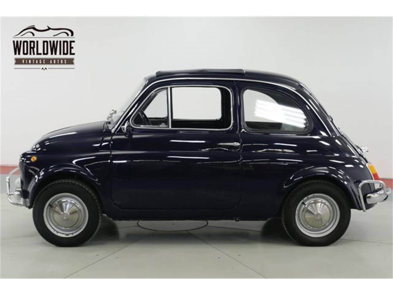 1971 Fiat 500L for sale in Denver , CO – photo 6