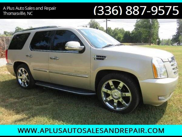 2009 Cadillac Escalade Base AWD 4dr SUV for sale in Thomasville, NC – photo 7