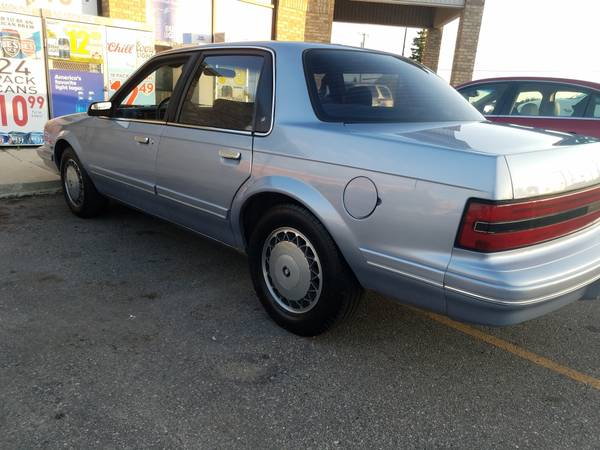 1994 buick century v6 auto cold a c 150k drives and looks great for sale in chesterfield mi classiccarsbay com classiccarsbay