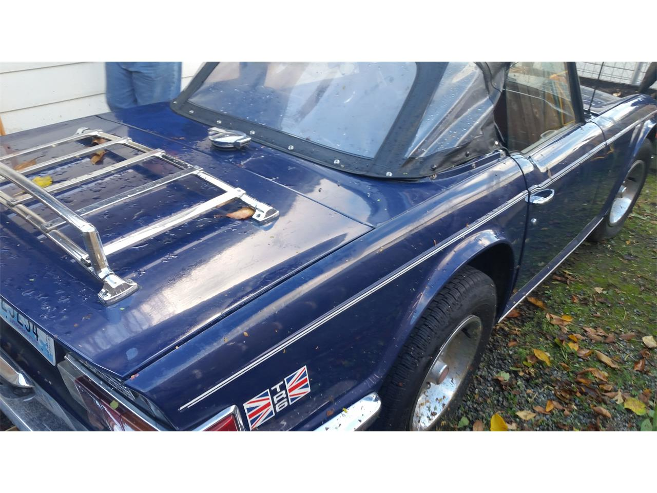 1973 Triumph TR6 for sale in Carnation, WA – photo 5