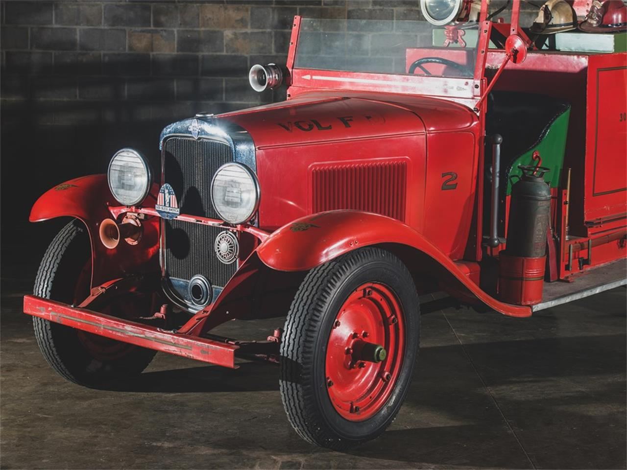 1931 Chevrolet Fire Truck for sale in St Louis, MO – photo 5