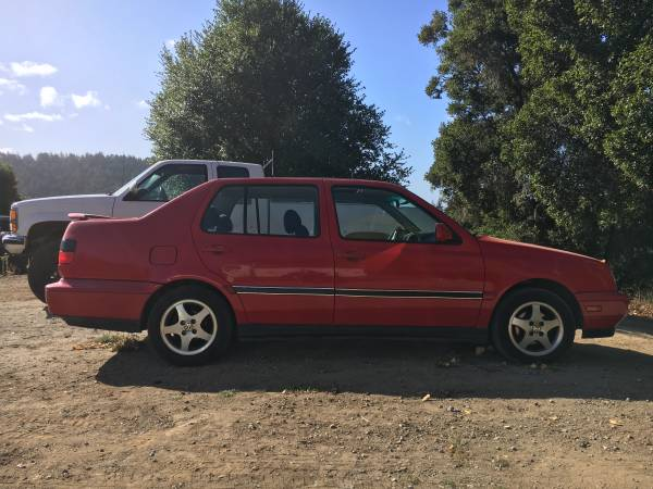 1998 vw jetta wolfsburg edition for sale in soquel ca classiccarsbay com classiccarsbay