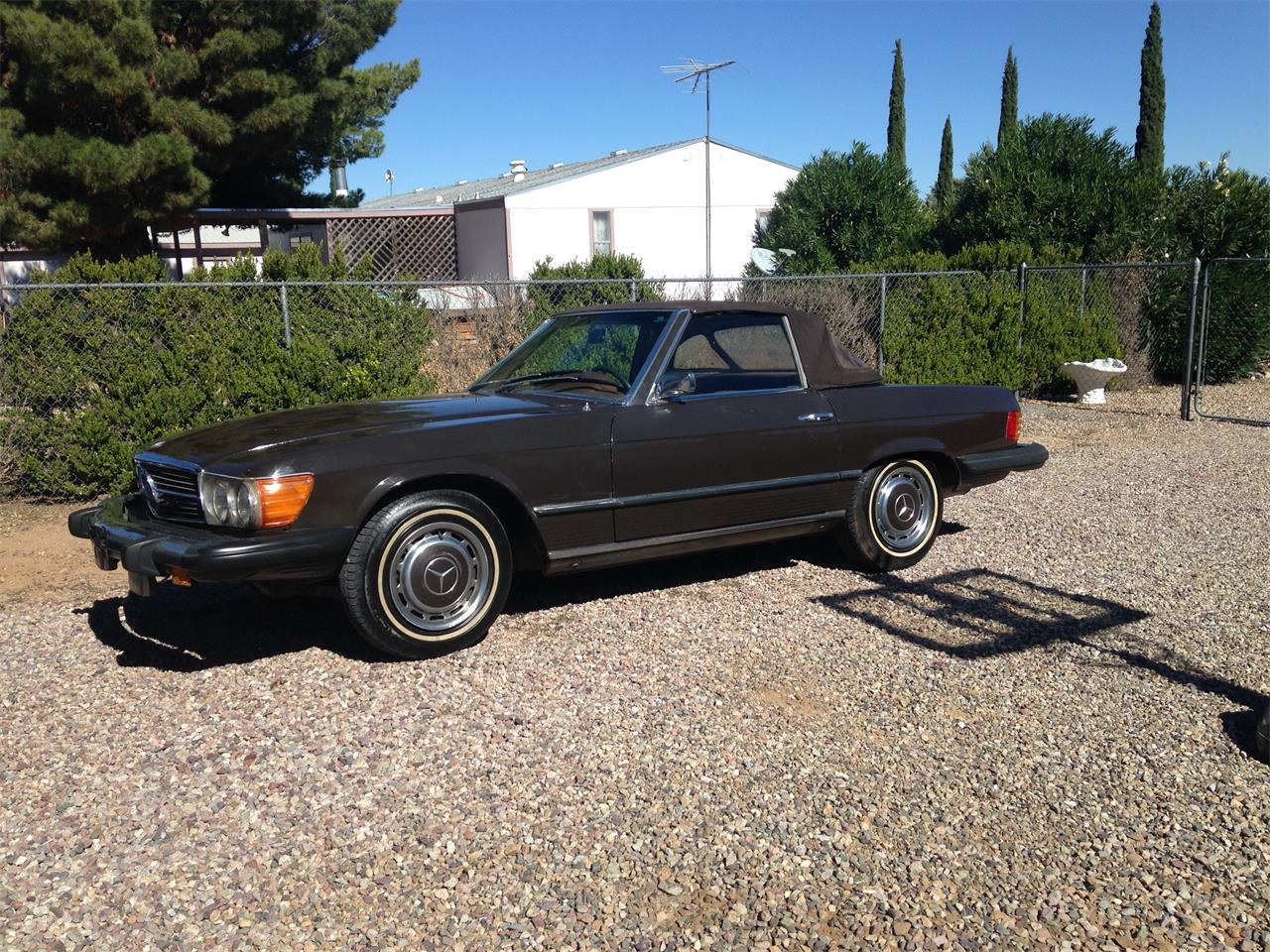 1974 Mercedes-Benz 450SL for sale in Hereford, AZ
