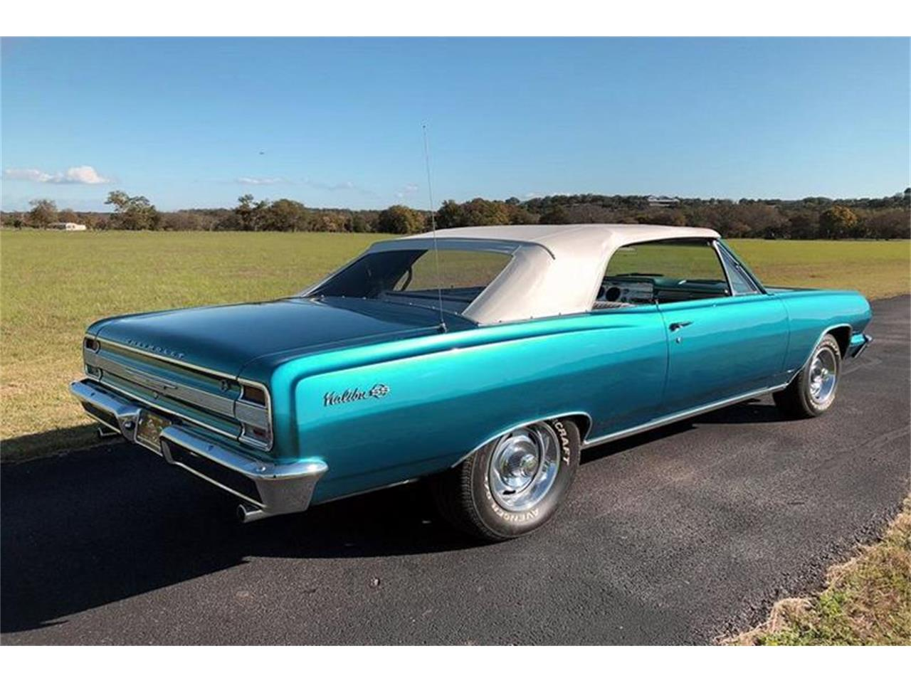 1964 Chevrolet Chevelle for sale in Fredericksburg, TX – photo 37