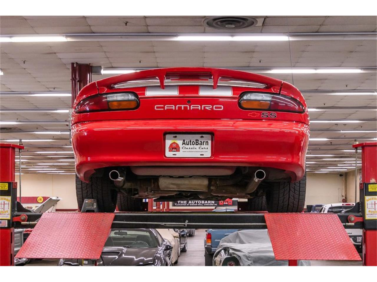 2002 Chevrolet Camaro for sale in Concord, NC – photo 38