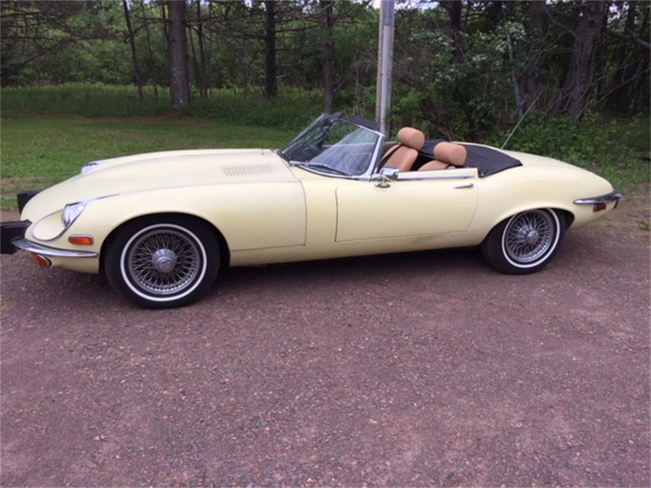 1974 Jaguar E-Type for sale in Duluth, MN – photo 2
