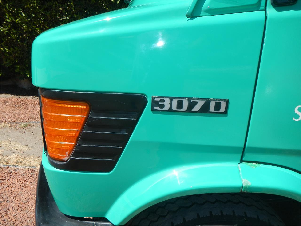 1986 Mercedes Benz 307D for sale in Woodland Hills, CA – photo 7