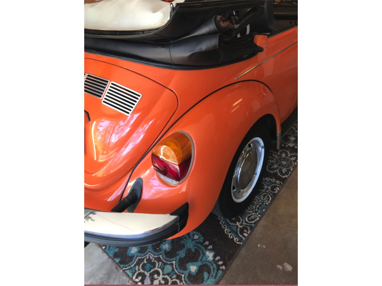 1976 Volkswagen Super Beetle for sale in Richmond , VA – photo 9