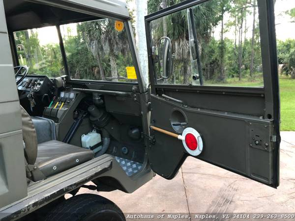 1977 Steyr Puch Pinzgauer 712K 6x6 Hard top! Very rare, Hard to find v for sale in Naples, FL – photo 18