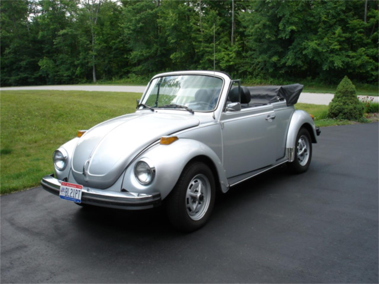 1979 Volkswagen Super Beetle for sale in Powell, OH