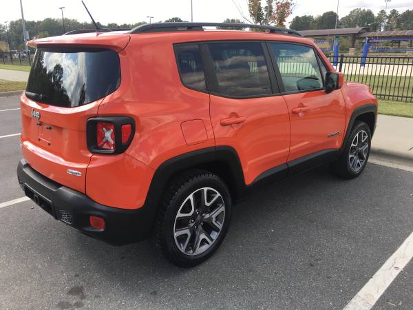 2017 Jeep Renegade 4X4 24 mi, Excellent shape! Make an offer! - cars... for sale in Matthews, SC – photo 5