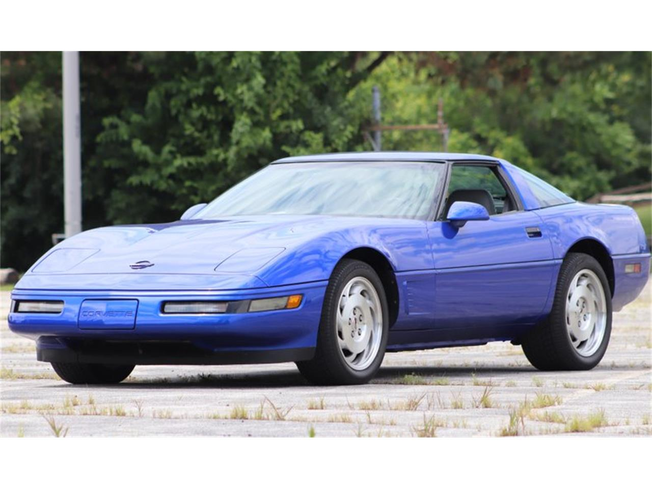 1995 Chevrolet Corvette for sale in Alsip, IL – photo 80