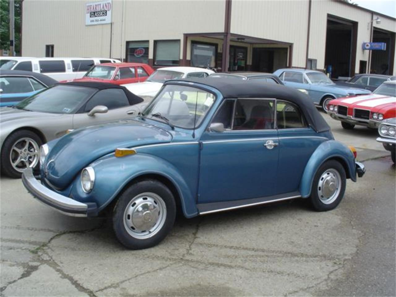1974 Volkswagen Beetle for sale in Effingham, IL – photo 3