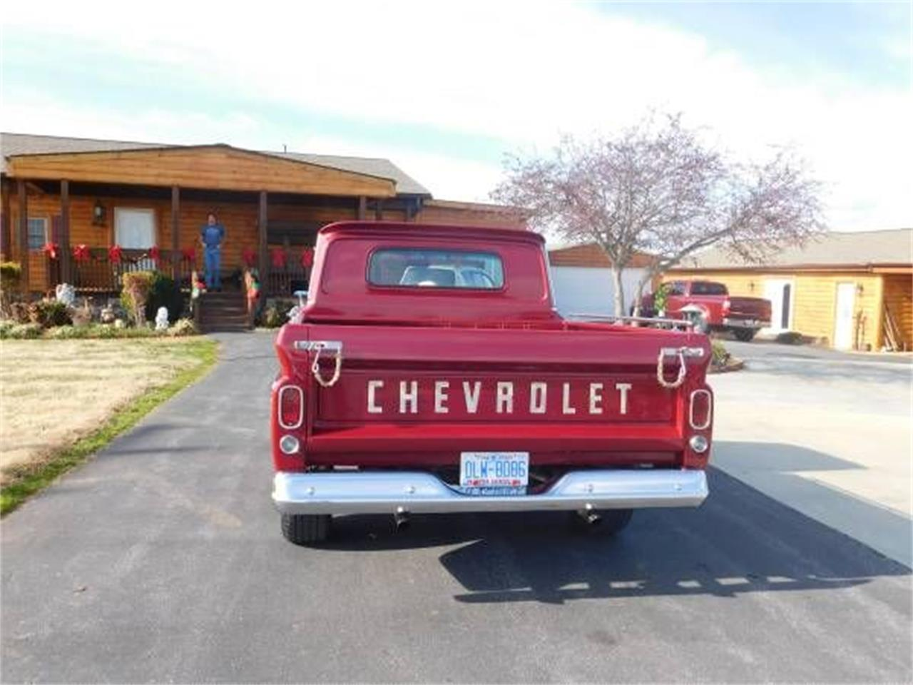 1966 Chevrolet C10 for sale in Cadillac, MI – photo 5
