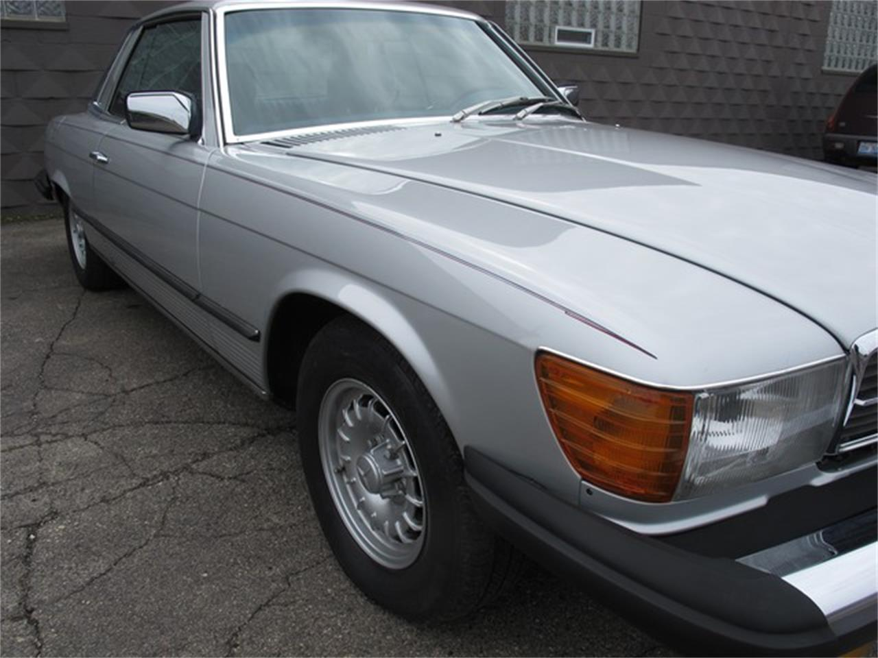 1977 Mercedes-Benz 450SLC for sale in Troy, MI – photo 7