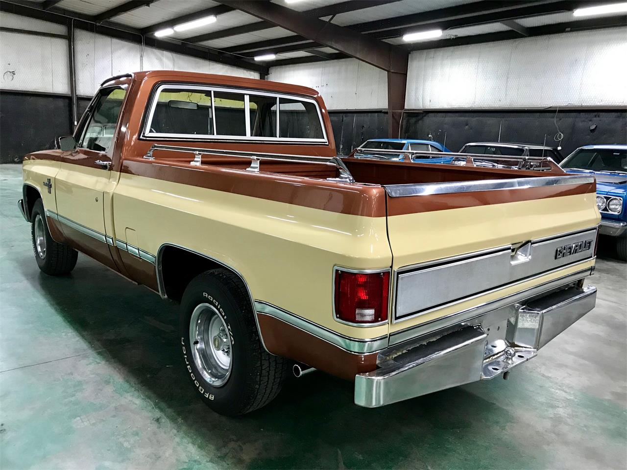 1983 Chevrolet C10 for sale in Sherman, TX – photo 3