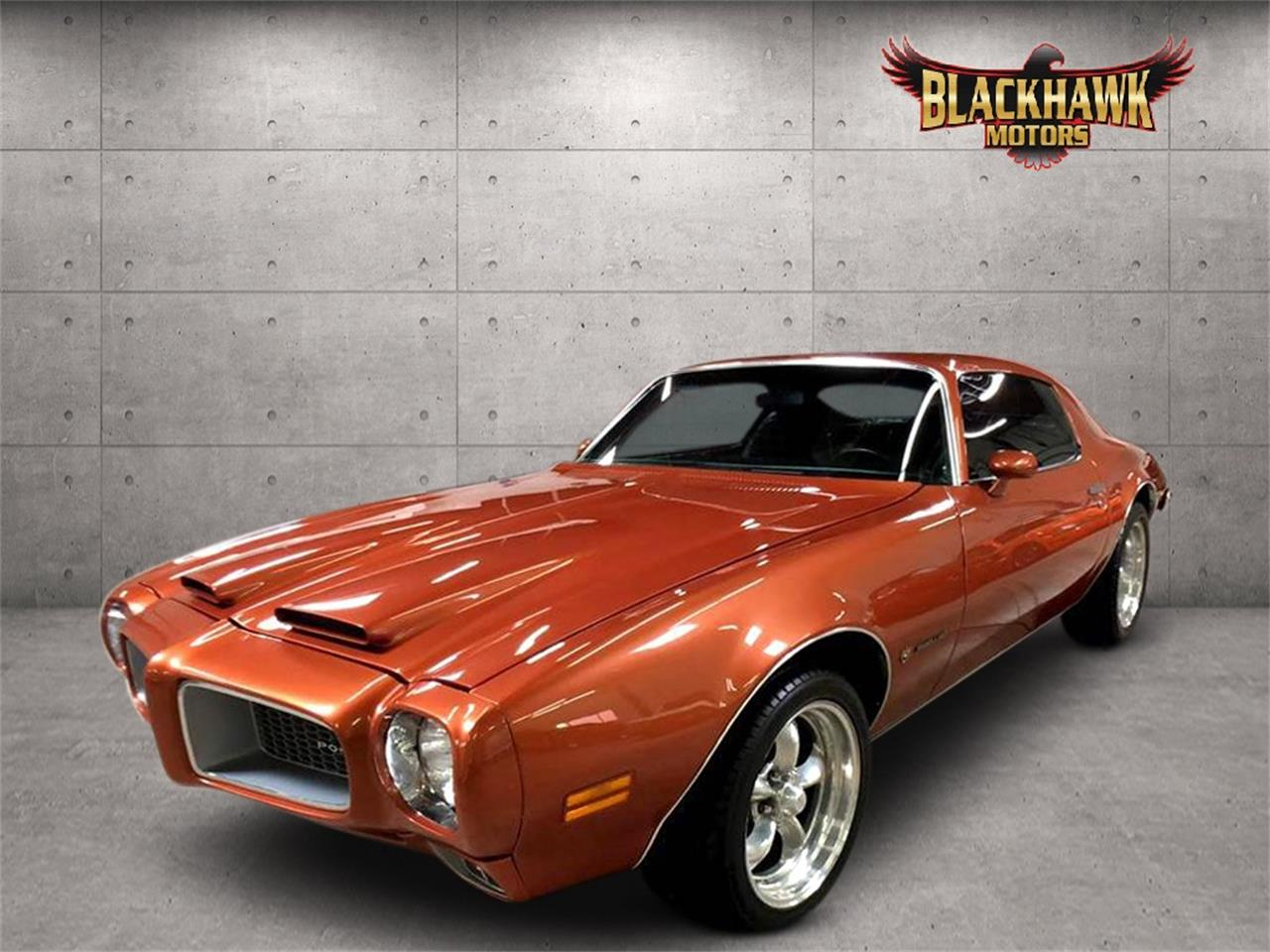 1972 Pontiac Firebird for sale in Gurnee, IL