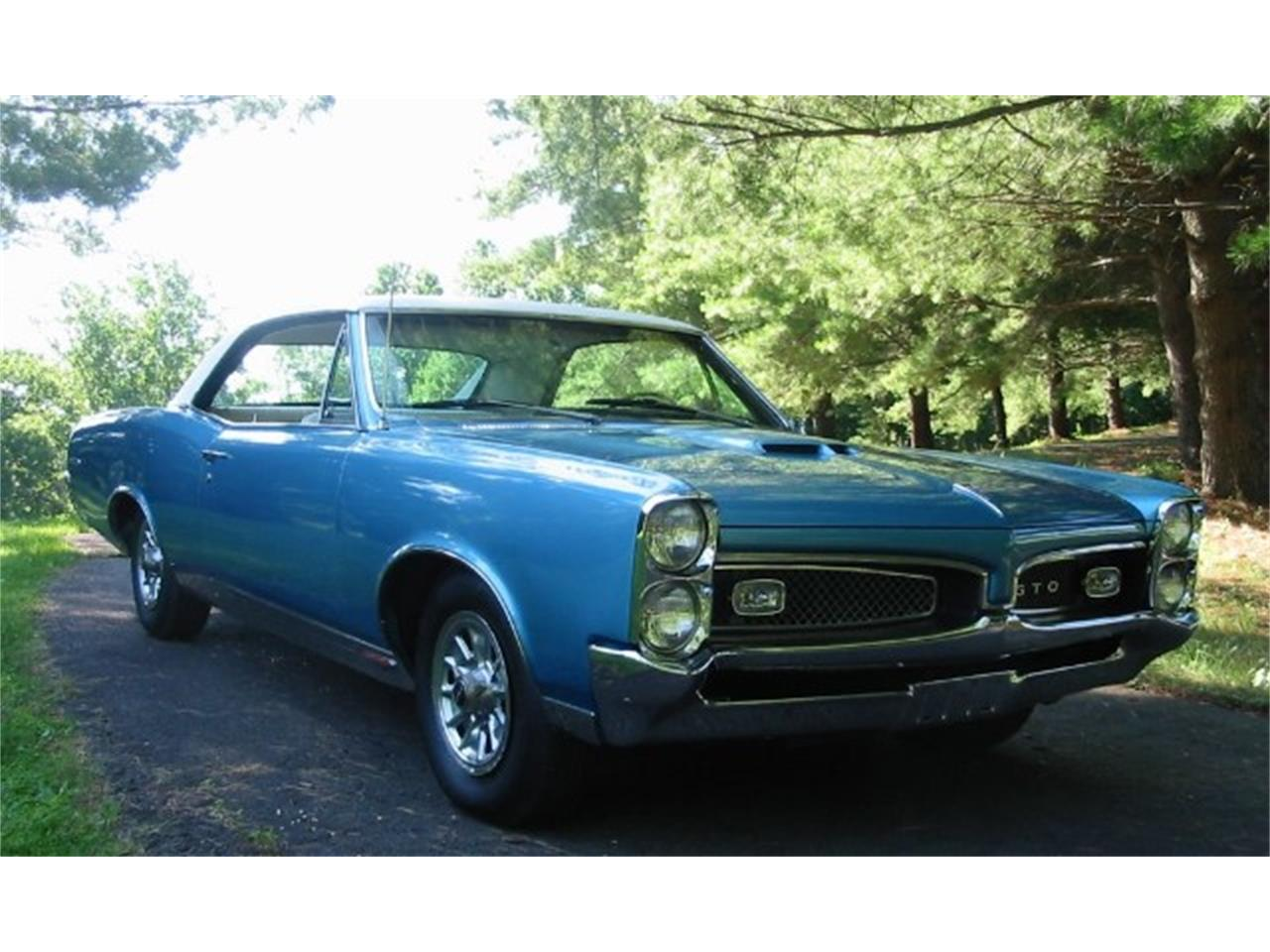 1967 Pontiac GTO for sale in Harpers Ferry, WV – photo 6