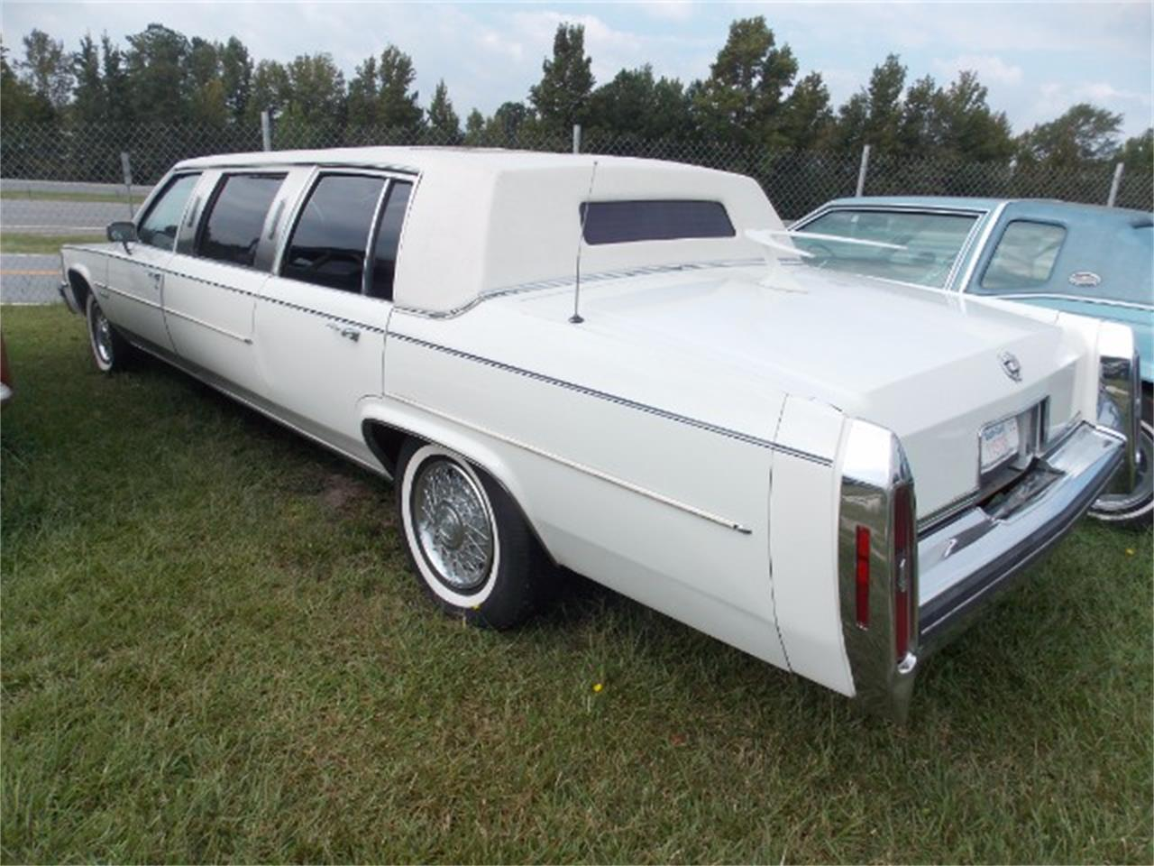 1983 Cadillac Limousine for sale in Gray Court, SC – photo 3