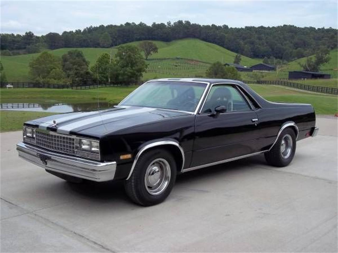1985 Chevrolet El Camino for sale in Cadillac, MI