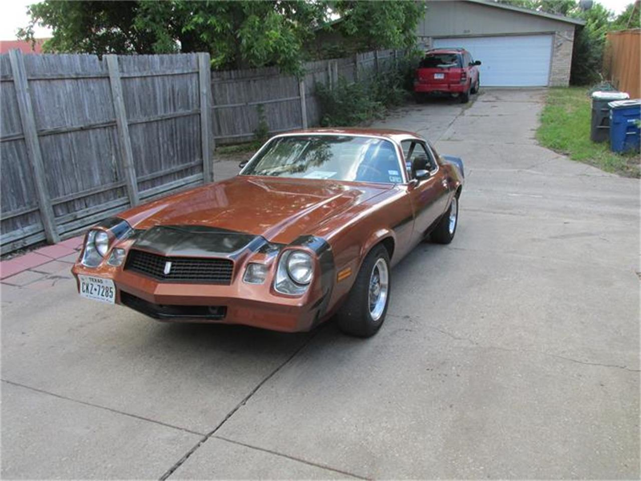 1980 Chevrolet Camaro for sale in Dallas, TX – photo 18